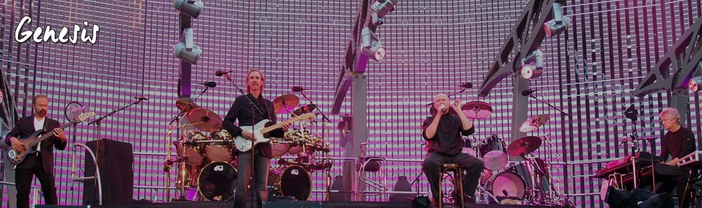 Genesis VIP tickets