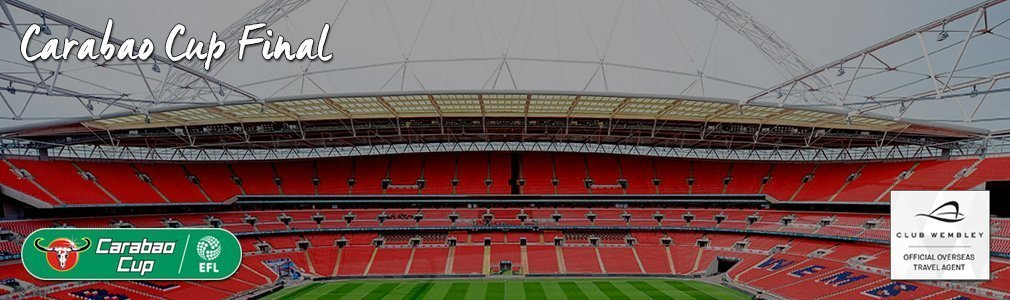 Carabao Cup Final VIP tickets