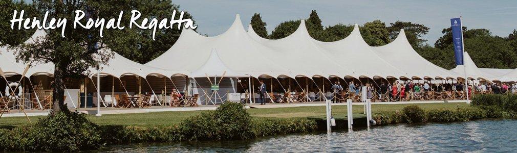 Henley Royal Regatta hospitality