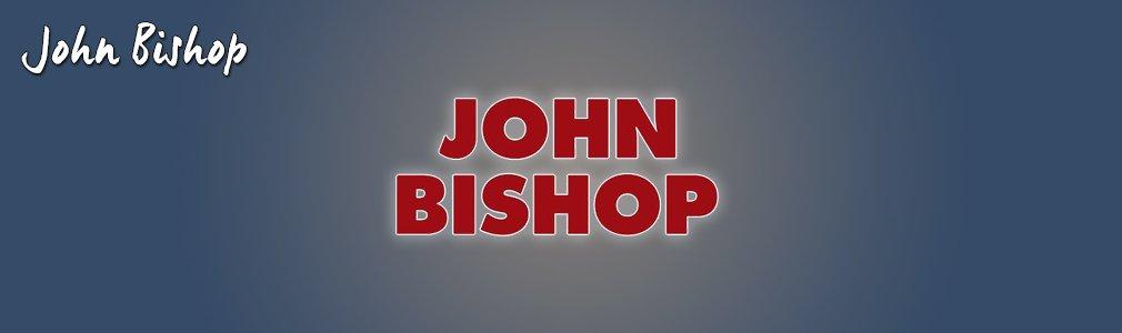 john bishop VIP Tickets