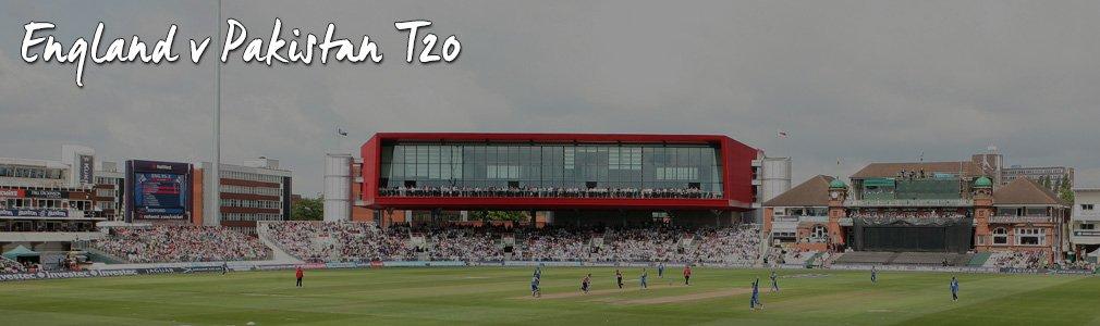 England v Pakistan Old Trafford Hospitality