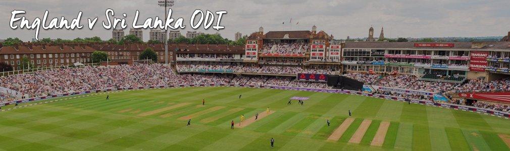 England v Sri Lanka ODI Oval Hospitality