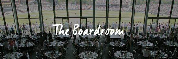 Old Trafford Hospitality restaurant