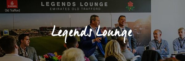 Old Trafford Legends Lounge Hospitality
