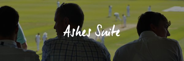 Oval Ashes Suite Hospitality