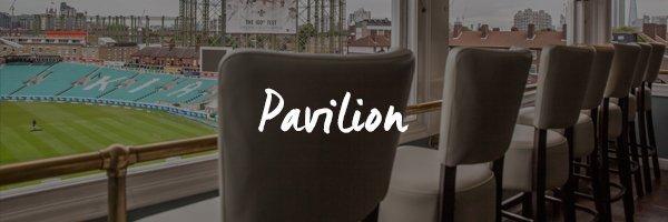 Oval Pavilion Hospitality