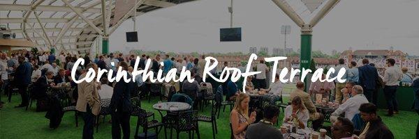 Oval Roof Terrace Hospitality