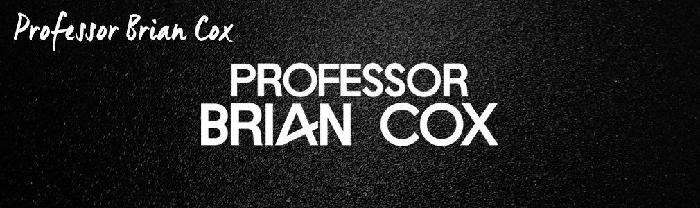Brian Cox VIP tickets
