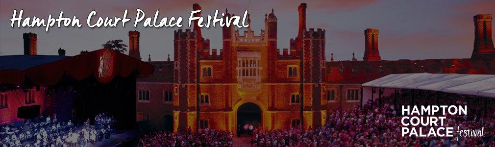 Hampton Court Palace Festival VIP tickets