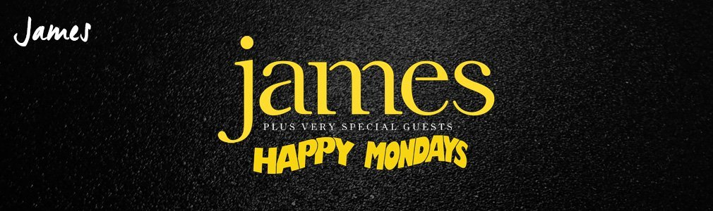 James VIP tickets