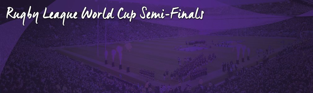 rugby league world cup semi final vip tickets